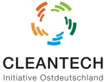 Logo of Cleantech Initiative east germany